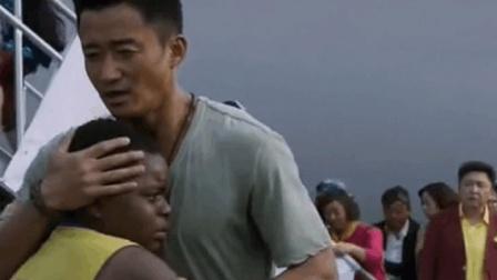 非洲小伙的干爹是吴京? 对方还会打算为了他去做这种事