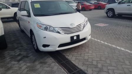 丰田塞纳MPV 7座商务车 低价来袭