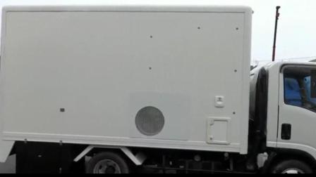 五十铃的货车好在哪里? 发动机和底盘都无可挑剔, 朕很喜欢!