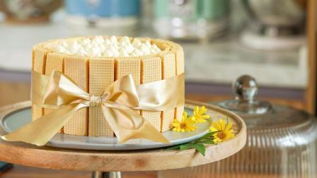 收下这个小心机 手残党也能做出美美哒榴莲蛋糕 29