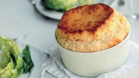 法式西点 如云朵般口感的舒芙蕾蛋糕快速制作教程