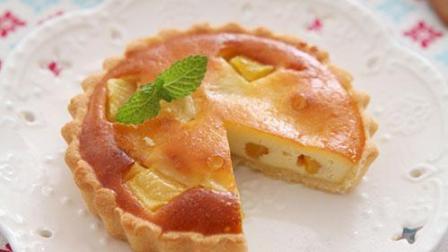 水果乳酪派怎么做? 经典的西式甜点-好吃吃不腻, 快来看看吧!