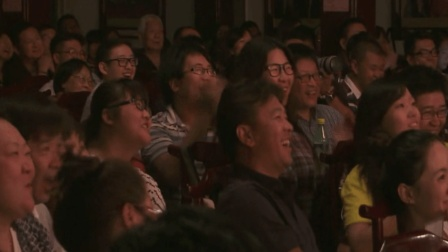 郭德纲当面笑评岳云鹏、高峰、于谦的为人! 观众从头笑到尾