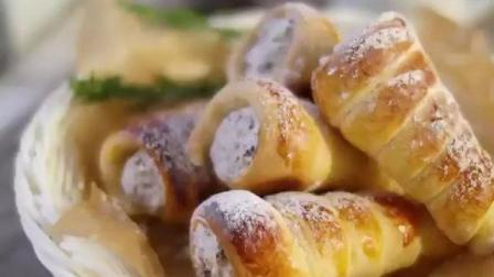 教你做美味法式牛角面包