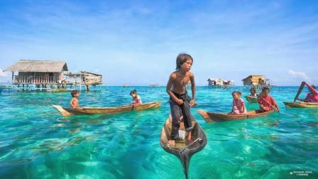 他们没有国籍, 一生都生活在海里, 这样的生活你想要吗?