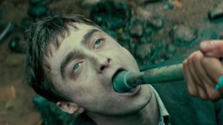 三分钟看完《瑞士军刀男》, 哈利波特扮演尸!