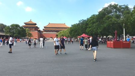 我的大北京之进不去的紫禁城 951