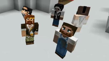 我的世界Minecraft-籽岷的1.12多人星跳水立方 跑跳星跳水立方视频