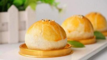 说实话, 你做的这个蛋黄莲蓉酥真的不是包子吗