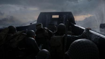 《使命召唤14: 二战》01丨霸王行动!