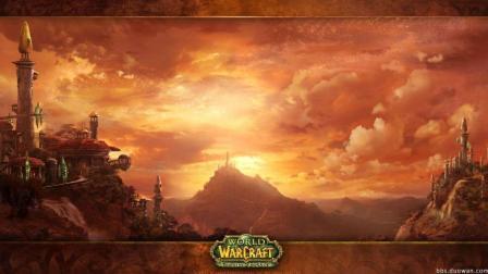 为了部落! 为了联盟! 魔兽世界最新资料片CG