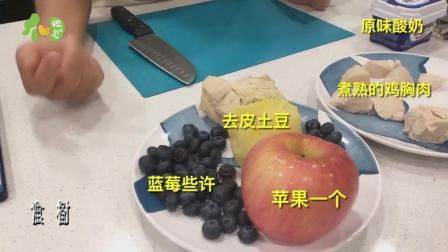 人不如狗系列: 自制狗狗辅食, 鸡肉土豆沙拉