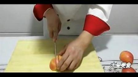 【学做水果拼盘】创意做法视频 家庭自制水果拼盘