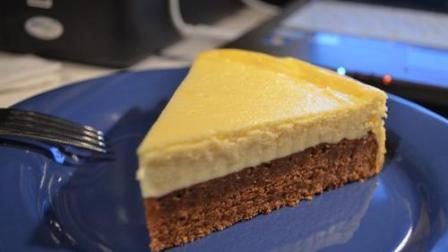 蛋糕: 布朗尼的小芝士甜点