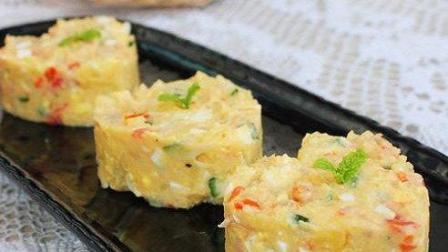 土豆泥沙拉传统做法-这模样看着就馋嘴~