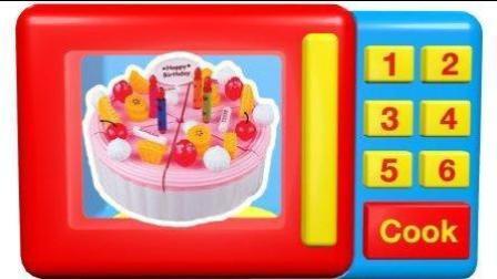 小猪佩奇食玩蛋糕 粉红猪小妹汪汪队小伶玩具