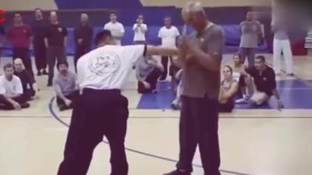 70岁高龄, 动作如此敏捷这就是武术的魅力