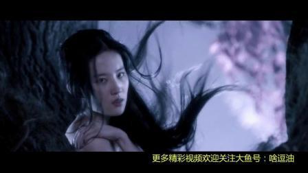 女神刘亦菲初次尝试大尺度镜头, 太美了