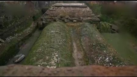 农村世代相传的守墓人, 住宅下竟压家族墓葬!