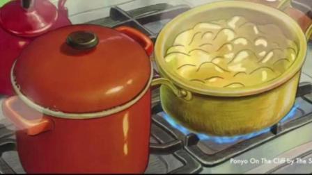 """童年记忆: 这些动漫里的美食让人食欲大振, 谁像我一样特意去效仿了""""煎蛋吐司""""?"""