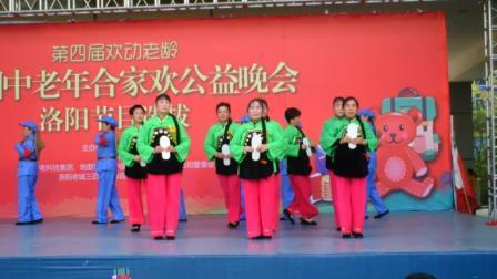 舞蹈《十送红军》