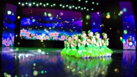 中国舞 少儿舞蹈 幼儿舞蹈教学视频~亲亲茉莉花