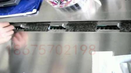多片紫菜包装机 海苔包装机自动紫菜包装机零食紫菜海苔包装机械