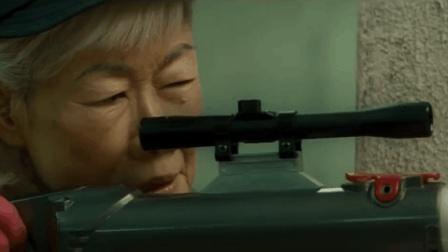 爆笑电影《憨豆特工2》, 憨豆与老太太对决, 智商被完虐啊!