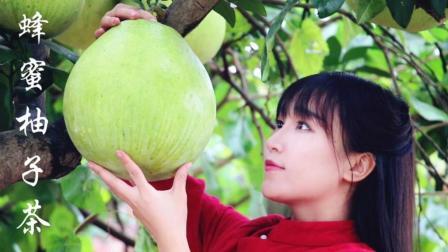 李子柒古香古食 第一季 第21集 寒意渐浓的深秋 来碗暖人心脾的蜂蜜柚子茶可好 21