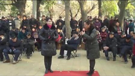姐妹公园豫剧《下陈洲》观众纷纷要求再来一首!
