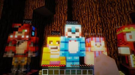我的世界Minecraft-籽岷的1.12双人岩浆逃脱 爱丽丝梦游仙境视频