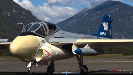 """大型涡喷遥控模型 格鲁曼A-6""""入侵者"""""""
