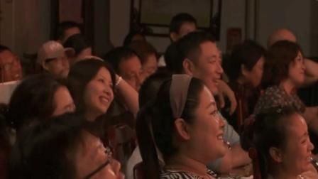 张鹤伦巅峰期爆笑相声《通家之好》一句一个笑料, 台下笑炸了