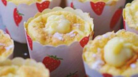 小鲁教你做蛋糕之北海道戚风蛋糕的做法-浓浓的西方风情, 满满的都是浪漫的味道