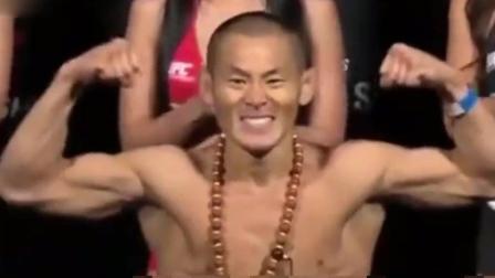 国内综合格斗响当当的认为, MMA战将战胜过杨建平! 11