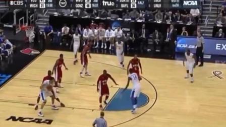 NBA篮球: 恐怖的篮下统治力, 安东尼戴维斯肯塔基大学集锦