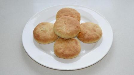 红豆沙小酥饼