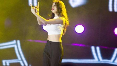 T-ARA智妍#SOLO舞蹈《Lullaby》越南演唱会