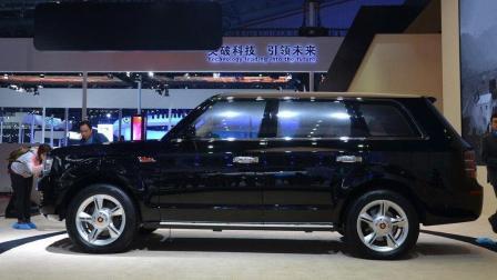 车头就可以秒杀路虎 全新豪华越野SUV强势登场 售价令人惊喜!