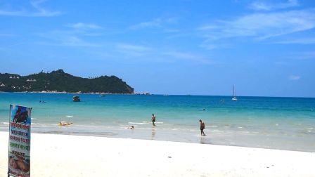 误闯泰国美丽海滩 何必再去马尔代夫 955