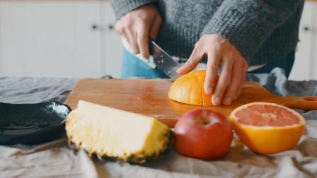 粉嫩的西柚配上酸甜的它俩, 维生素爆棚, 美容养颜再也不感冒!