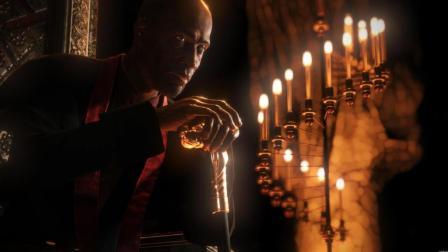 【Q桑】《恶灵附身2》梦魇最高难度无伤攻略剧解说 第06集