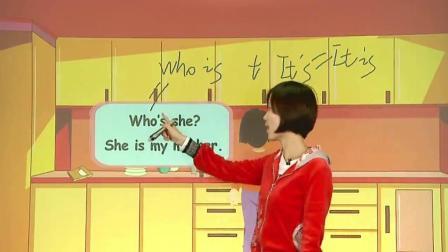 少儿英语: 我的爸爸妈妈用英语怎么说? 小朋友快来一起学吧