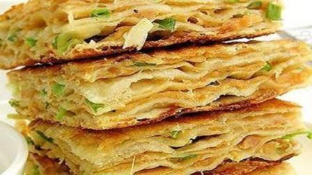 天下第一饼-奉化千层饼