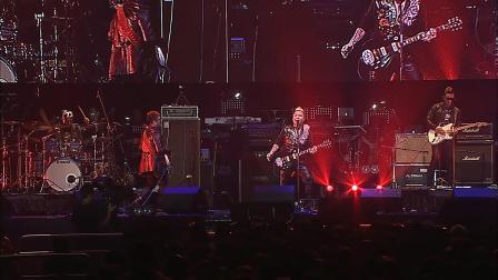 异种乐队演唱《午夜怨曲》,经典粤语摇滚歌曲精彩呈现