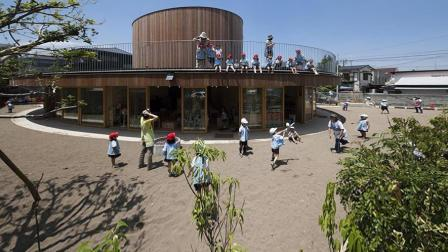 这才是最安全的幼儿园, 肉体和心灵都被保护