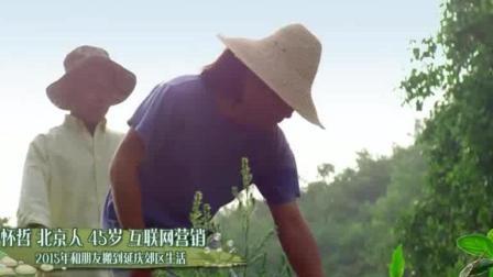 黄磊、何炅这20老友-真情体验农村生活, 守拙归田园