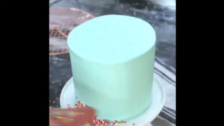 15款蛋糕做法装饰教程-南阳百甲实战烘焙