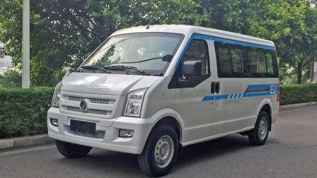 新能源时代的到来, 东风电动物流车, 东风小康EC36上市, 售7.29万元