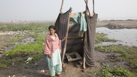 中国结婚要房子车子, 在印度结婚只要一个厕所
